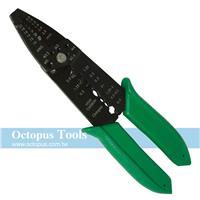 Octopus 壓著剝線鉗 10 - 20 AWG 511.410