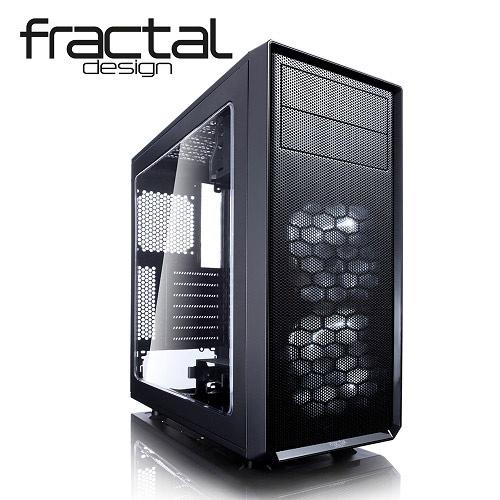 Fractal Design Focus G(消光黑)側板開窗