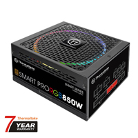 Thermaltake曜越 Smart Pro RGB 850W銅牌全模組Power