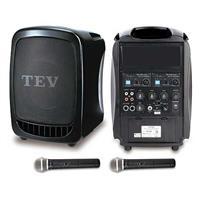 TEV 雙頻無線擴音機 TA300A-2