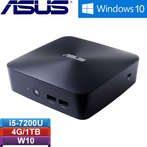 ASUS华硕 VivoPC 迷你电脑 UN65U-72UYKTA