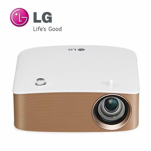 LG行動隨身LED微投影機 PH150G -friDay購物
