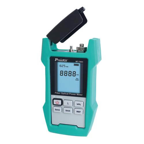 Pro'sKit 寶工  MT-7603   儲存型光纖光功率計