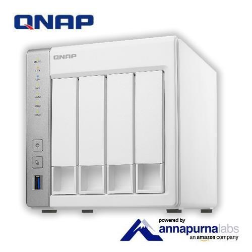 QNAP 威聯通 TS-431P2-1G 4Bay網路儲存伺服器
