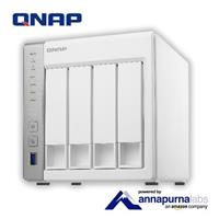 QNAP 威聯通 TS-431P2-4G 4Bay網路儲存伺服器