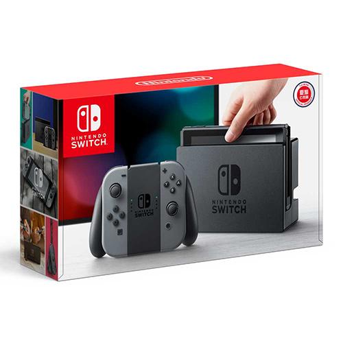任天堂 Nintendo Switch 主機 紅藍 公司貨