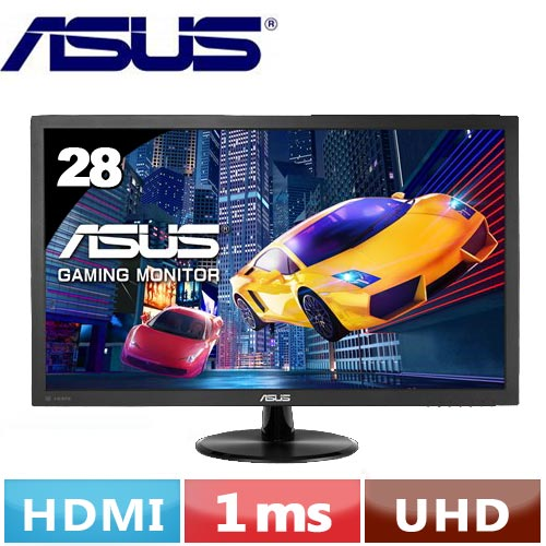 R2【福利品】ASUS華碩 VP28UQG 28型 4K UHD電競螢幕