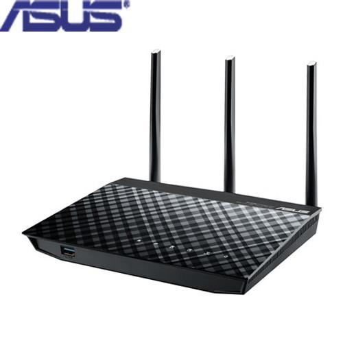 R1【福利品】ASUS 華碩 RT-N18U 600Mbps 高效能無線分享器