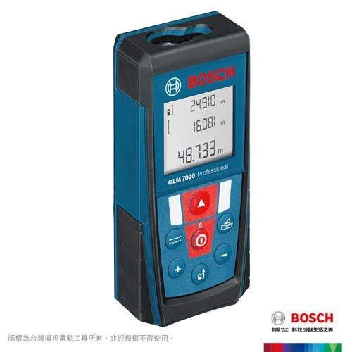 BOSCH博世 雷射測距儀 GLM 7000 Professional