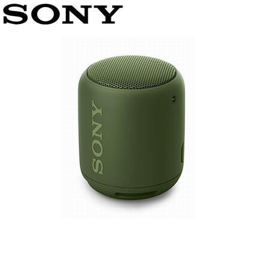 SONY 可攜式無線防水藍牙喇叭 SRS-XB10-G 綠
