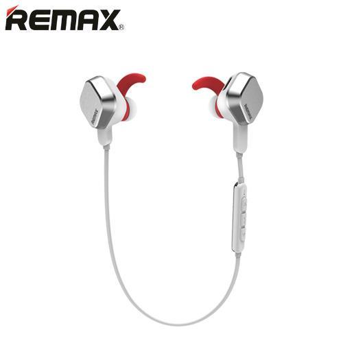 REMAX 磁吸收納藍芽運動耳機 RB-S2 白【低於85折 現省150】