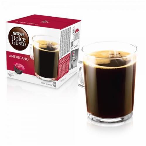 雀巢咖啡DOLCEGUSTO美式經典咖啡膠囊16顆入