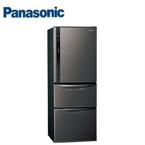 PANASONIC國際牌468公升NR-C479HV-K 三門電冰箱 (星空黑) 【省3千送炒鍋 含運+送基安+回收舊機】