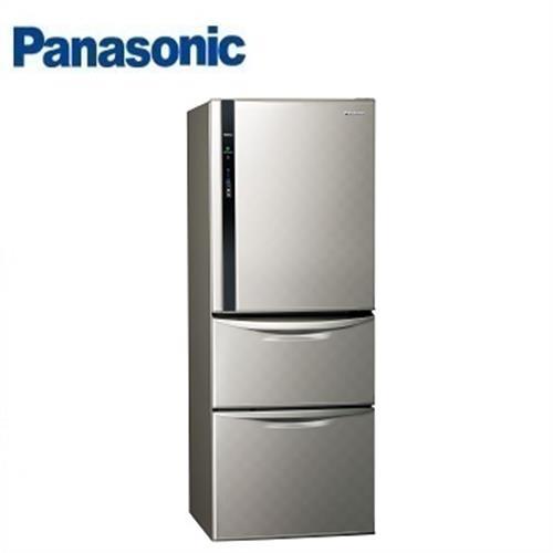 PANASONIC國際牌468公升 NR-C479HV-S 三門電冰箱 (銀河灰) 【省3千送炒鍋 含運+送基安+回收舊機】