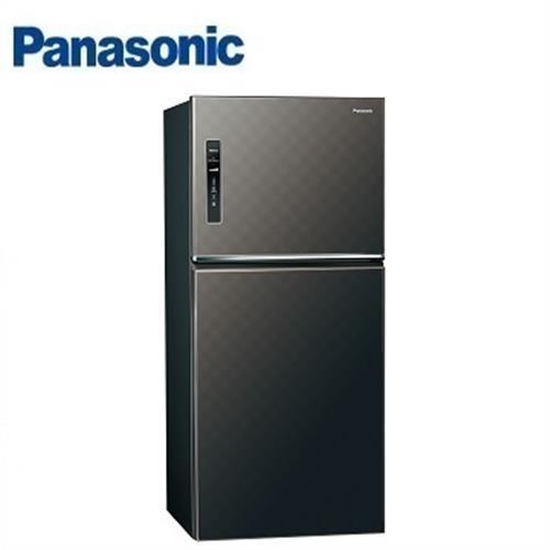 PANASONIC國際牌650公升NR-B659TV-K 2門全平面無邊框鋼板電冰箱(星空黑) 【含運
