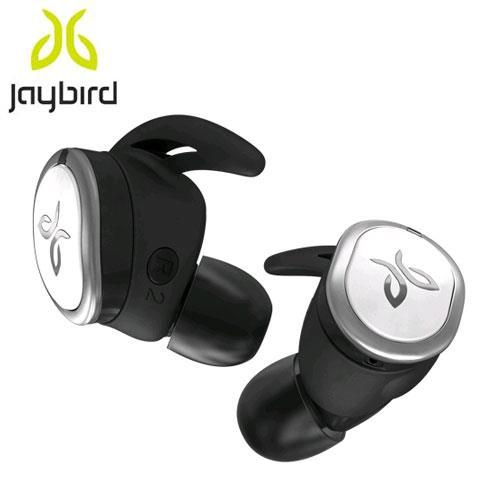 Jaybird RUN 真~無線 藍牙 耳機 銀白