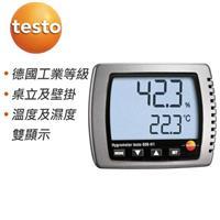 TESTO 德國工業級溫濕度計 608-H1
