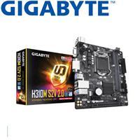 GIGABYTE技嘉 H310M S2V 2.0 主機板