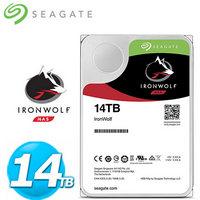 Seagate 那嘶狼【IronWolf】14TB 3.5吋 NAS硬碟 (ST14000VN0008)