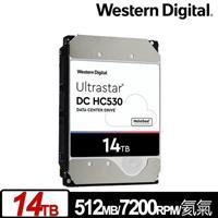 WD Ultrastar DC HC530 14TB 3.5吋企業級硬碟