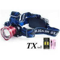 TX特林 XML-L2 超強亮伸縮變焦頭燈 (HDF-L2)