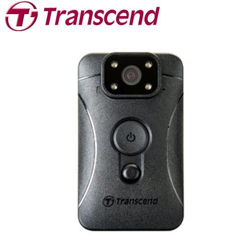 Transcend 創見 DrivePro Body 10 穿戴式攝影機 ( 紅外線夜視 / 長效鋰電 / 32G 記憶卡 )