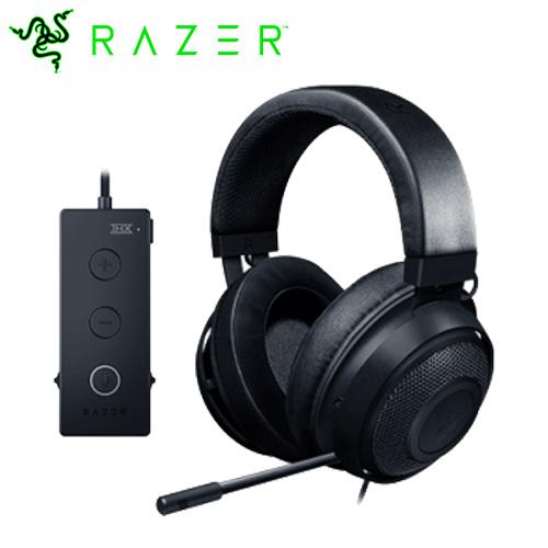 Razer 雷蛇 Kraken TE 北海巨妖 競技版耳機麥克風 黑