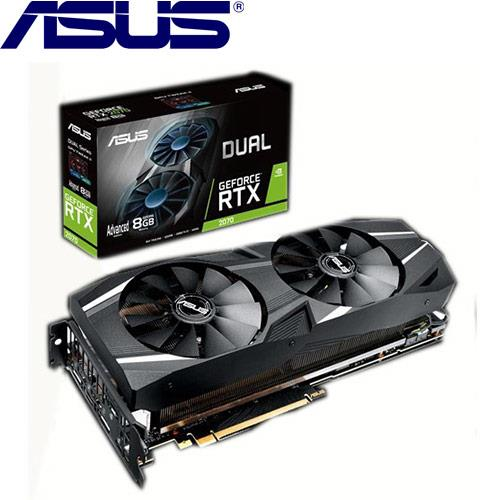 ASUS華碩 GeForce DUAL-RTX2070-A8G-GAMING 顯示卡