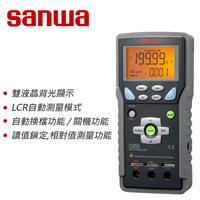 sanwa 4 1/2自動換檔LCR電錶 LCR-700