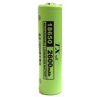 TX特林安全認證18650鋰充電池2600mAh 1入