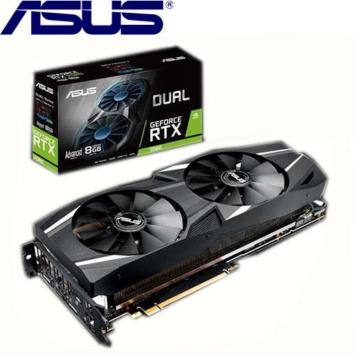 ASUS華碩 GeForce DUAL-RTX2080-A8G-GAMING 顯示卡