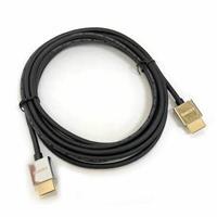 i-wiz 極細HDMI2.0版 高階影音傳輸線 3M 黑色