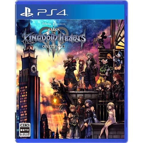 【客訂】PS4 遊戲《王國之心3》日文版