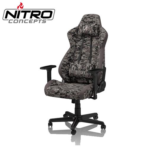 Nitro Concepts S300 電競賽車椅 都會迷彩
