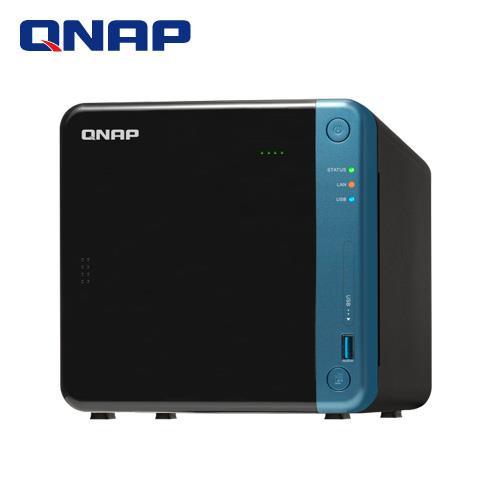 QNAP 威聯通 TS-453Be-2G 4Bay網路儲存伺服器