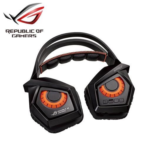 ASUS 華碩 ROG Strix Wireless 7.1梟鷹無線電競耳機麥克風【限時下殺 省$1200】