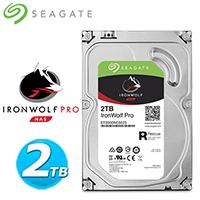 Seagate 那嘶狼【IronWolf Pro】2TB 3.5吋 NAS硬碟 (ST2000NE0025)