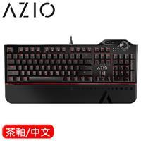 AZIO L80 MAX 機械電競鍵盤 Cherry MX 茶軸  中文