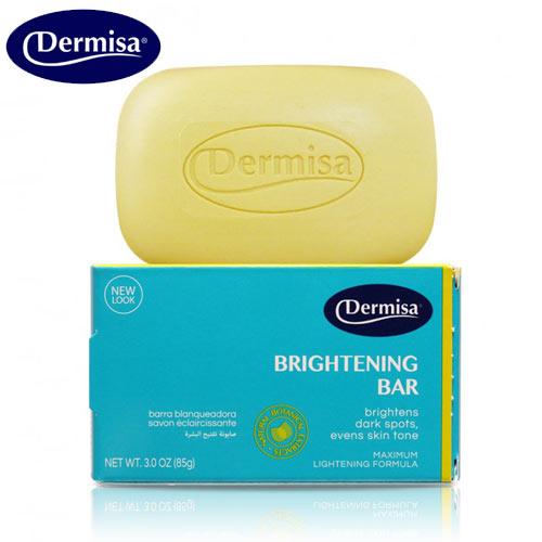 美國Dermisa淡斑嫩白皂85g 1入