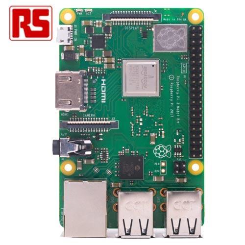 樹莓派Raspberry  PI 3 B+版