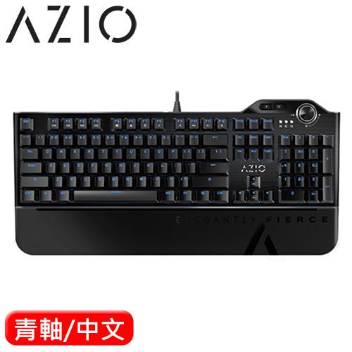 AZIO L80 MAX 機械電競鍵盤 Cherry MX 青軸