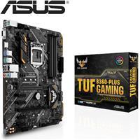 ASUS華碩 TUF B360-PLUS GAMING 主機板
