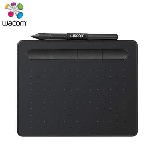 Wacom Intuos Basic 入門版 繪圖板 (黑)
