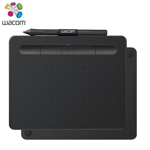 Wacom Intuos Comfort Small 藍牙版 繪圖板 黑 (小)