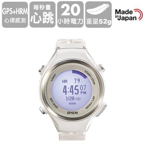EPSON SF-850 Runsense 路跑教練(白)【限量省5千元】
