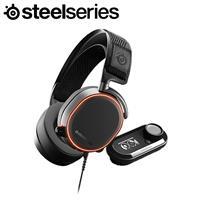 SteelSeries 賽睿 Arctis Pro 電腦遊戲耳機麥克風 + GameDac