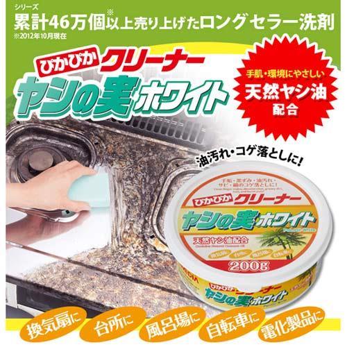 【AIMEDIA艾美迪雅】亮晶晶椰果萬用清潔劑200g(白)