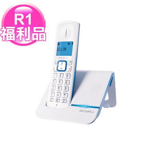 R1【福利品】Alcatel數位無線電話F200藍