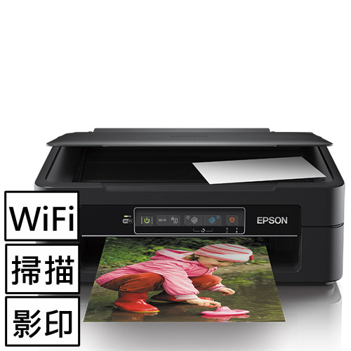 EPSON 四合一Wifi雲端超值複合機XP-245【現省302↓送禮券200】