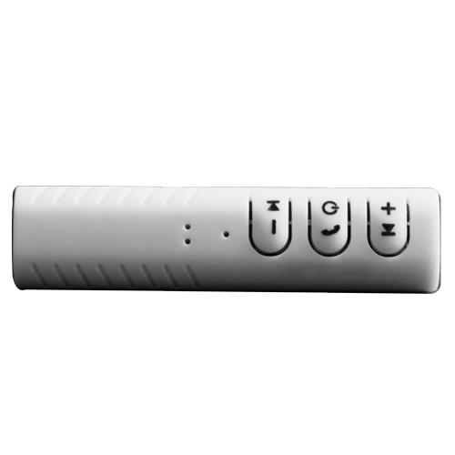 Songwin 尚之宇 多用途自拍/3.0mm音源藍芽接收器 白